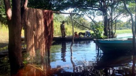 Les oubliés de l'Amazonie