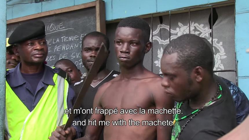 Kinshasa Mboka Té - Documentaire Clean et VFX réalisés chez Squarefish Animation Studio