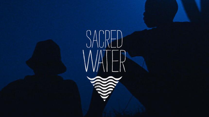 sacred water - clip still - documentaire - VFX, affiche et clean réalisés par Squarefish