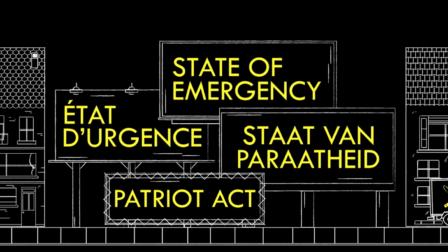 STATE OF EMERGENCY MOTHERFUCKER !