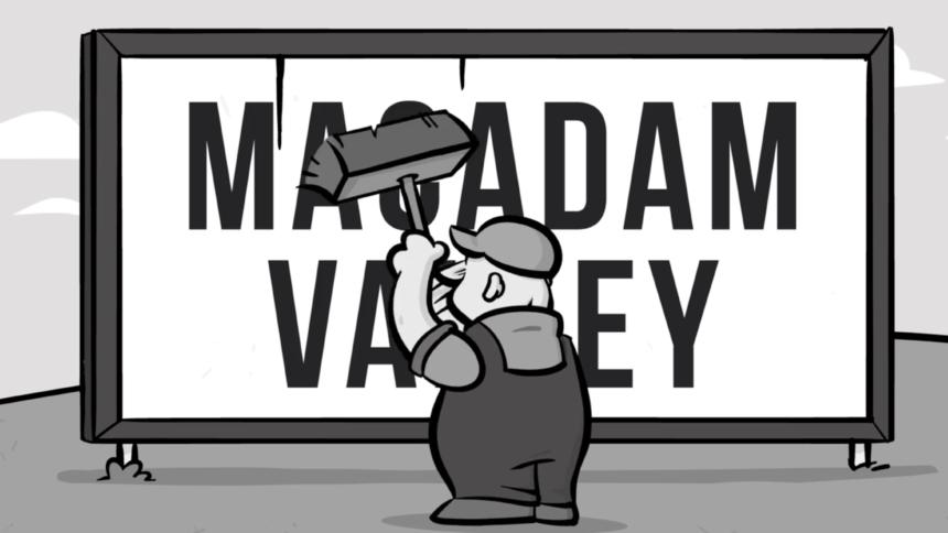 Macadam Valley