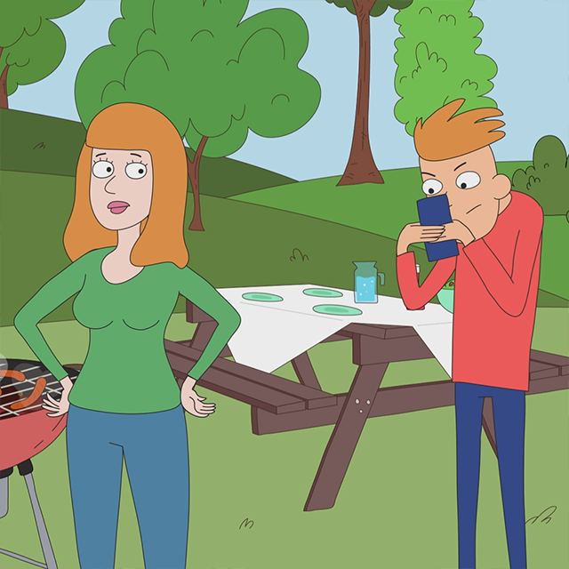 Databoost – Barbecue