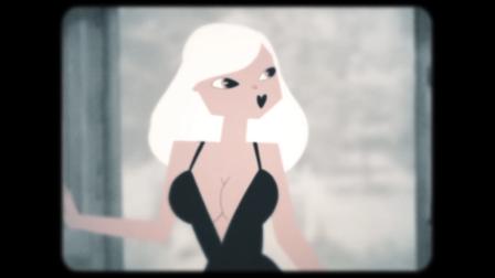 The Voice Over - un film réalisé par CaLM et produit par I Do What I Want - réalisé en résidence chez Squarefish
