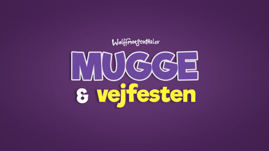 Mugge & Vejfesten | Squarefish Motion Design & Animation Studio