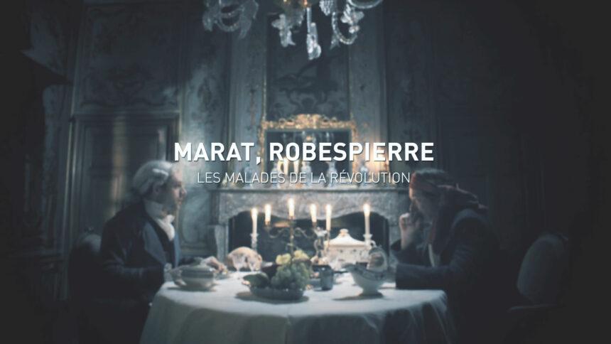 Generiek Marat et Robespierre